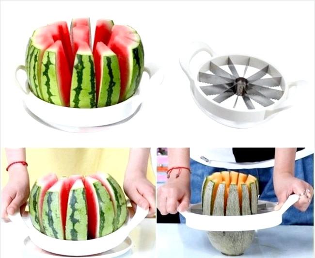 10 шалено зручних кухонних пристосувань: Сітка для оброблення кавуна