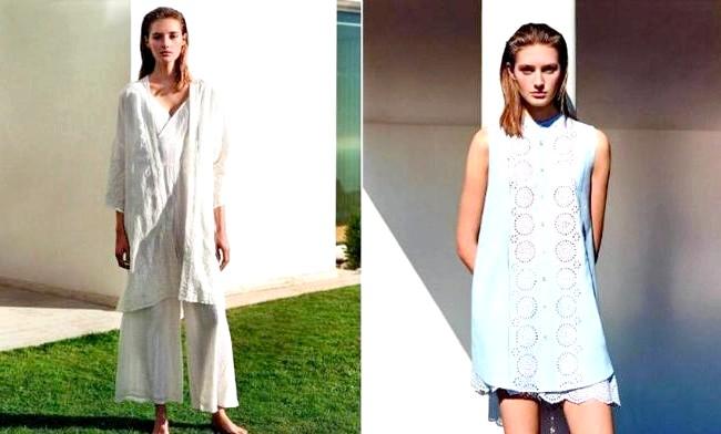 10 нових колекцій весна-літо 2015: Колекція Oysho Весна-Літо 2015Oysho робить акцент на трансформації та вдосконаленні силуетів моделей одягу та білизни.