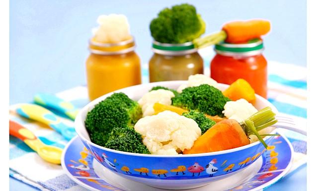 10 Принципів, які привчать дитину до здорової їжі
