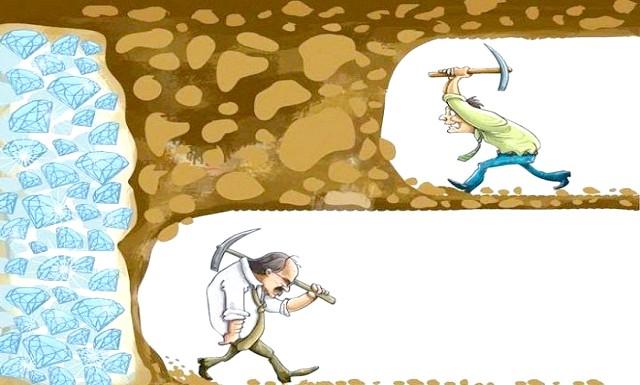 12 причин ніколи не здаватися: 1. Поки ви живі, все можливо Єдиною поважною причиною, по якій ви можете здатися, є ваша смерть. До тих