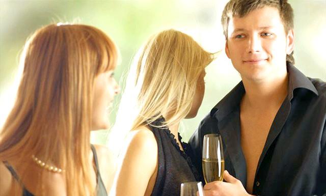 15 фактів про чоловіків: 1. Більшість чоловіків мають сексуальний зв'язок з 4 - 6 дівчатами до появи серйозних стосунків. Так що їхні розповіді про