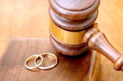 Розлучення в судовому порядку