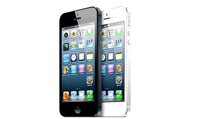 5 революційних пристроїв з сенсорним управлінням: [center] Рис. 1. iPhone 5 [/ center] Одним з перших смартфонів, повністю перейшов на сенсорне управління, став iPhone. В