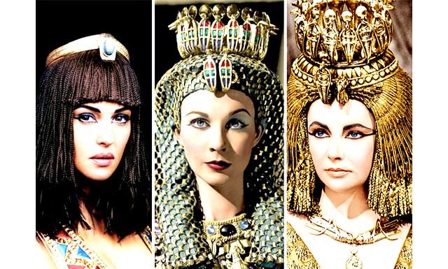 7 секретів Клеопатри для краси вашого тіла: Найкрасивіші Клеопатри в кіно: Елізабет Тейлор, Вів'єн Лі і Моніка Беллуччі. Як виглядала легендарна цариця