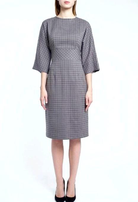 7 вовняних суконь для будь-якої погоди: [center] [i] Сукня TREVI 9500 руб. [/ I] [/ center]