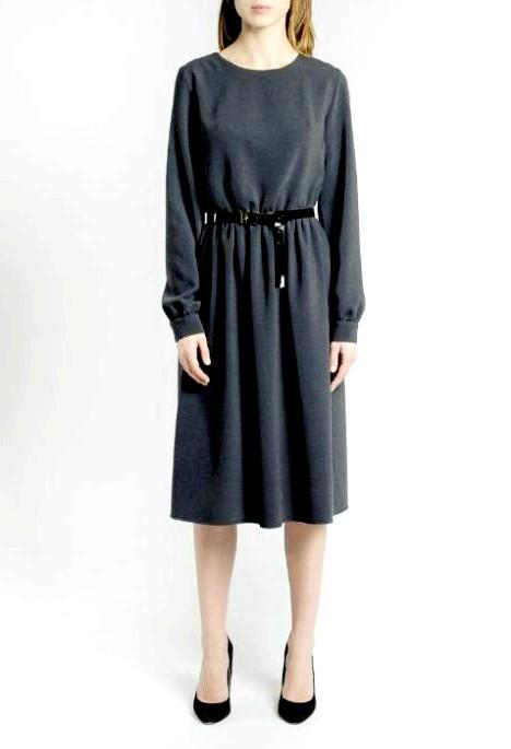 7 вовняних суконь для будь-якої погоди: [center] [i] Сукня Emmy 11500 руб. [/ I] [/ center]