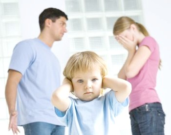 Дитина після розлучення