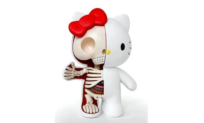 Анатомічні іграшки Джейсона Фрін: