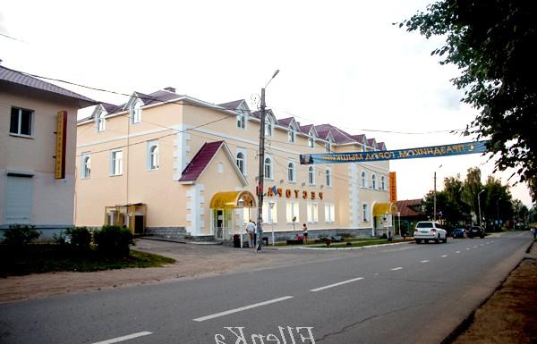 Богородское-Углич-Мишкін. Закінчення: Готель