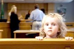 Розлучення через суд за наявності дітей