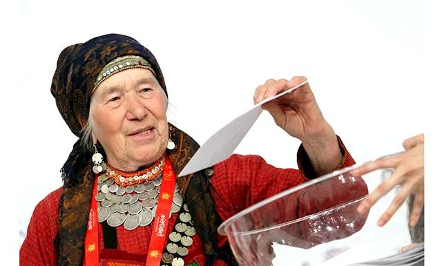 «Бурановські бабусі» понесе олімпійський факел