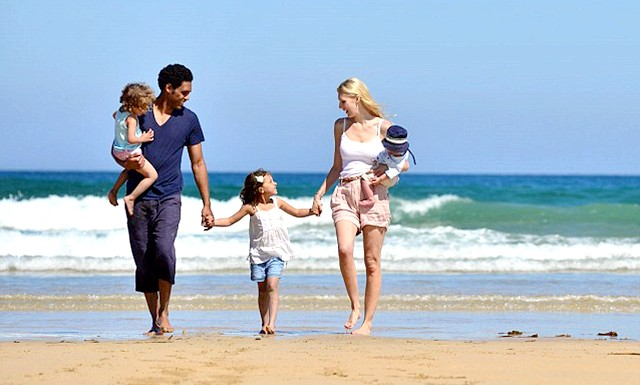 Найкрасивіша сім'я великобритании