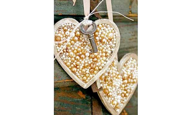 Декор до дня святого Валентина своїми руками: