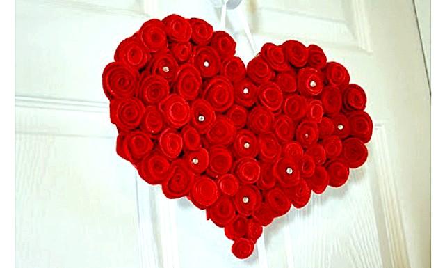 Робимо самі: Велике червоне серце: