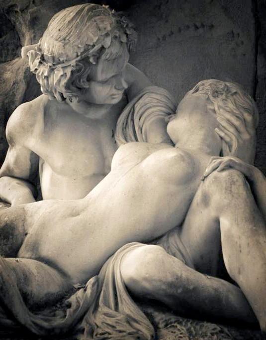 Десять найбільш чуттєвих скульптур закоханих