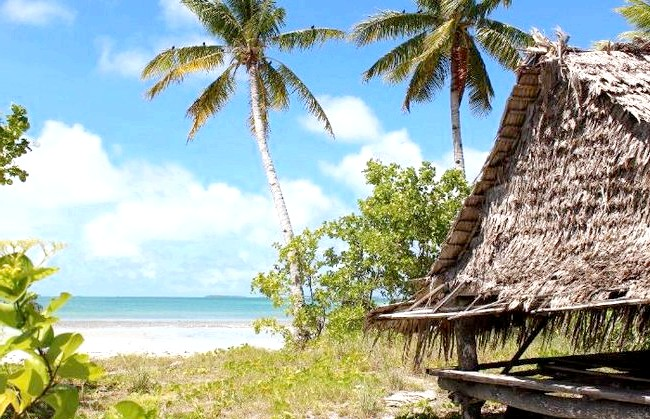 Десять найменш відвідуваних країн світу: 1. Кірібаті Республіка Кірібаті - це група, що складається з 33-х коралових атолів у Тихому океані, розташована по обидва боки