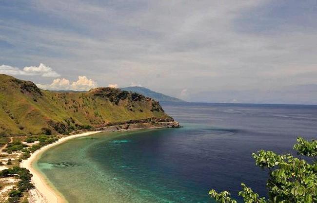 Десять найменш відвідуваних країн світу: 8. Східний Тимор Демократична Республіка Східний Тимор займає східну частину острова Тимор в Малайському архіпелазі і знаходиться в 450