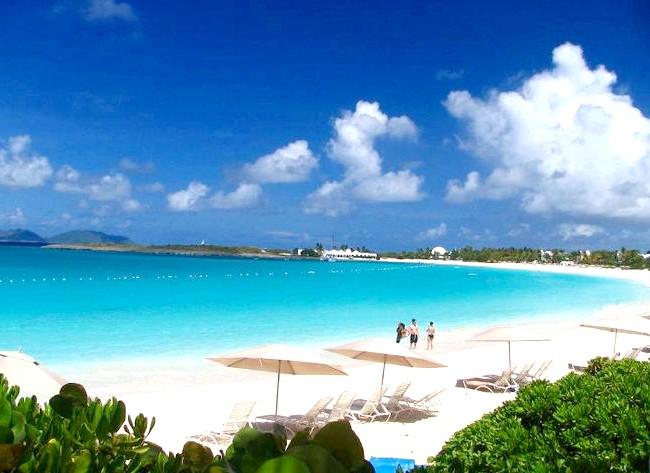 Десять найменш відвідуваних країн світу: 5. Ангілья Острів Ангілья разом з прилеглою до нього групою маленьких островів є самокерованою частиною британських заморських територій. В