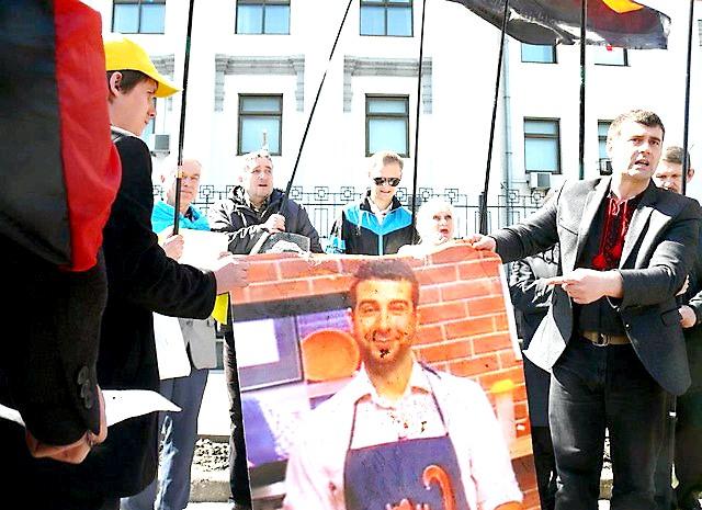 Десять тисяч доларів за помста: Лідер української радикальної партії