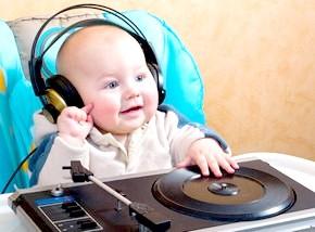 дитяча музика