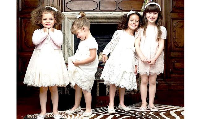 Дитяча колекція Dolce & Gabbana весна-літо 2013: