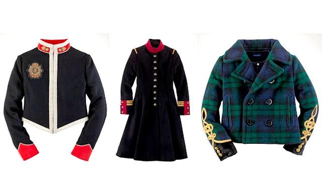 Дитяча різдвяна колекція від Ralph Lauren: