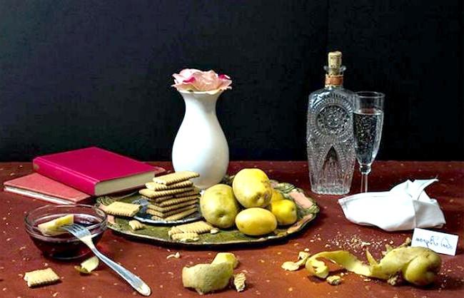 Дієти знаменитостей у смішному фотопроекті: 8. Лорд Байрон: мінеральна вода і картоплю в оцті. Одним з перших кумирів натовпу, які дотримувалися суворої дієти, став