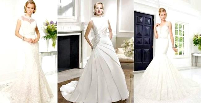 Дизайнери представили весільні сукні 2014-2015: [i] Весільні сукні Ronald Joyce 2014 [/ i] Весільна колекція являє собою розкішний вибір форм, кольорів і тканин, щоб підкреслити