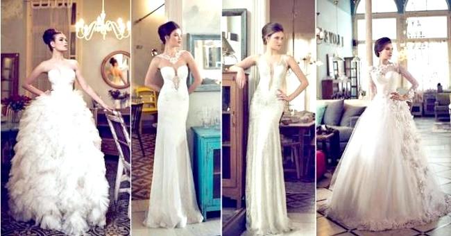 Дизайнери представили весільні сукні 2014-2015: [i] Колекція весільних суконь Irit Shtein 2014 [/ i] Ця колекція, що поєднує тенденції Заходу і розкіш Сходу, вражає своєю красою.