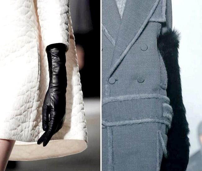 Довгі рукавички - тренд сезону весна / літо 2013: Vogue Paris, березень 2013, і Numero Thailand, січень 2013