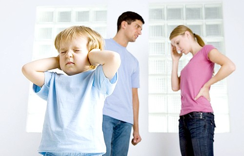 Розлучення при наявності дитини