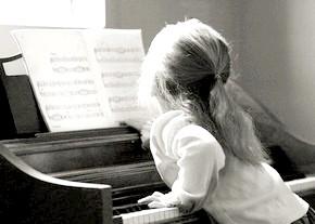 заняття фортепіано з дітьми