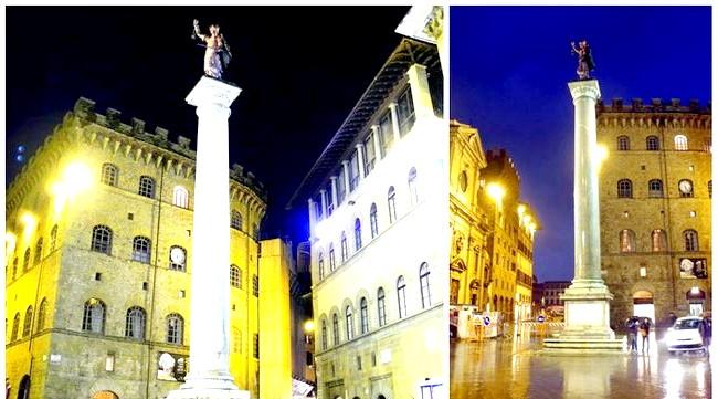 Дощова Флоренція: ...