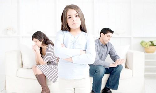 Психологічна травма дитини при розлученні батьків