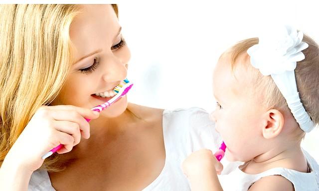 Гігієна рота важлива при вагітності: