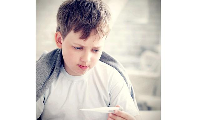 Грип без ускладнень: Синдром Рея - одне з найбільш частих і чи не найважчих ускладнень грипу у дітей. Виявляється він блювотою