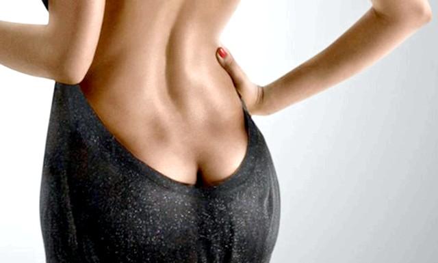 Ходьба на сідницях для здоров'я і красивих форм: Тут знаходиться велика частина кишечника, відповідального не лише за травлення, але і за формування міцного імунітету, здорових нігтів, красивої шкіри,
