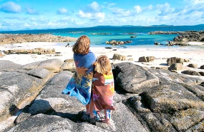 Ірландія - рай для мандрівників: [i] Типове ірландське літо [/ i]