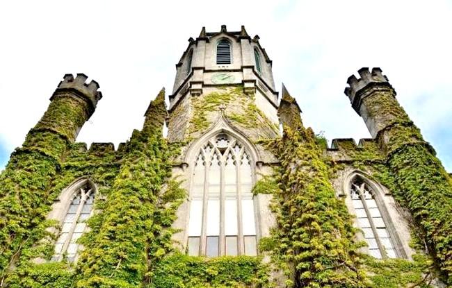 Ірландія - рай для мандрівників: [i] Місто-графство Голуей [/ i]