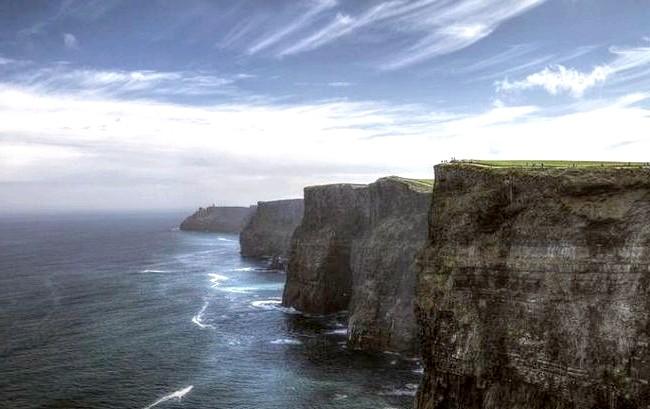 Ірландія - рай для мандрівників: [i] Кліф Могер [/ i]