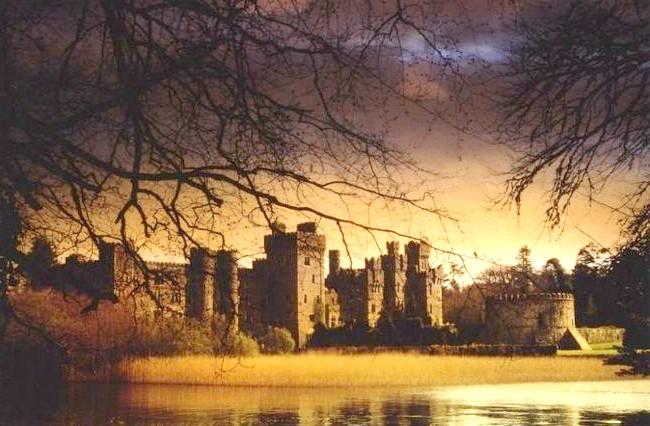 Ірландія - рай для мандрівників: [i] Середньовічний замок Ашфорд [/ i]