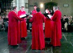 Історія григоріанського піснеспіви: речитатив молитви хоралом відгукнеться