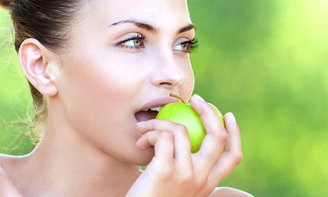 Яблуко в день покращує сексуальне життя