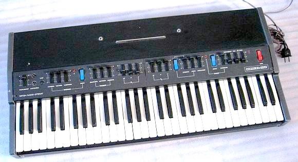 Клавішні синтезатори