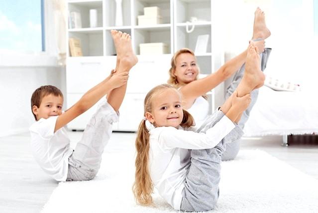 Йога для дітей - чи потрібно: Заняття йогою для дітей - чи потрібно? Цікаві дослідження в плані дитячої йоги показали, що в результаті регулярної практики
