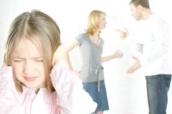 Діти при розлученні