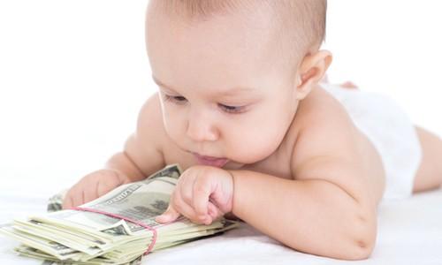 Вплата аліментів на дитину