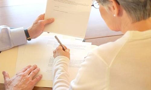 Написання заяви на розлучення