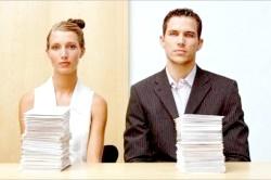 Документи для заяви про розірвання шлюбу