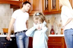 Діти в сім'ї після розлучення
